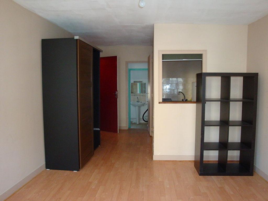 Appartement  1 pièce(s) 25.86 m2