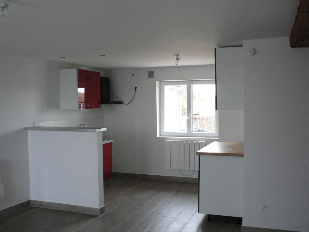 Appartement F4 75,88 m2 - MULCENT