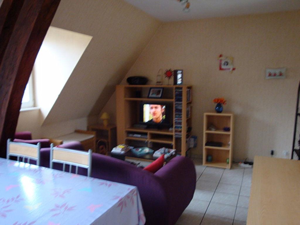 Appartement F2 Bis 35,72 m² - HOUDAN