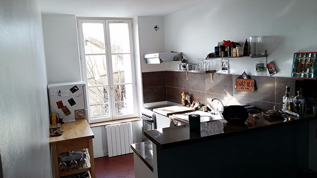 Appartement F3  48,45 m² - HOUDAN