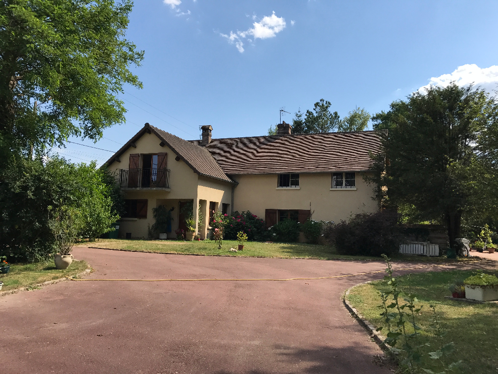 Maison familiale Boutigny-Prouais