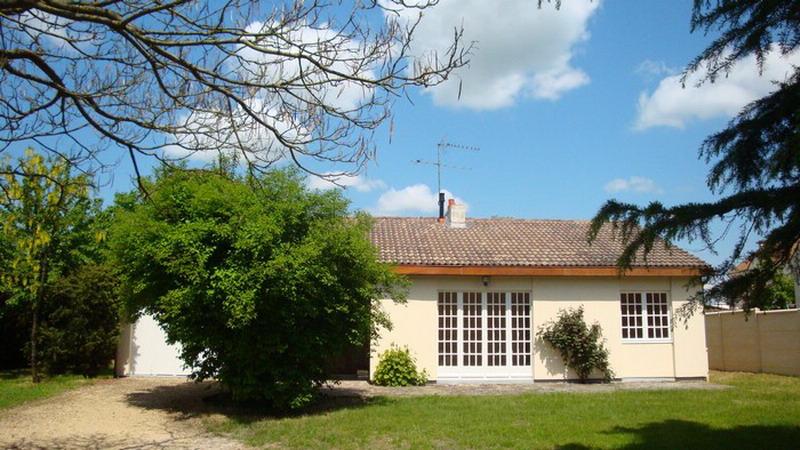 MAULETTE - Maison F5 avec jardin clos