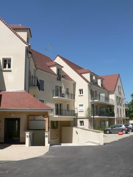 Dans résidence récente APPARTEMENT F3 de 61,50 m² BBC